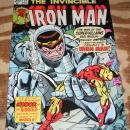 Iron Man 74 vf 8.0
