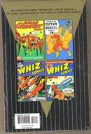 The Shazam! Archives Volume 3 Captain Marvel color reprints hardbound brand new mint