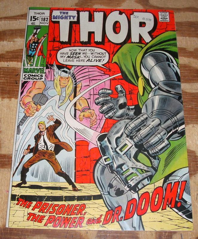 Thor #182 nm 9.4