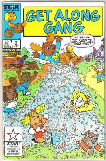 Get Along Gang #2 comic book mint 9.8