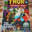 The Migfhty Thor #187  very good/fine 5.0