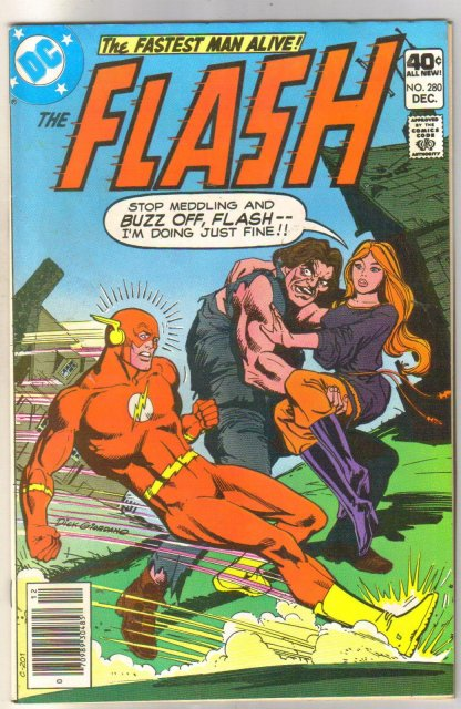 The Flash #280 comic book near mint 9.4