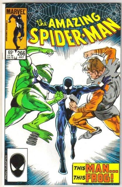 The Amazing Spider-man #266 near mint 9.4
