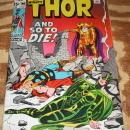The Mighty Thor #190 very good/fine 5.0