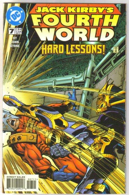 Jack Kirby's Fourth World #7 comic book near mint 9.4