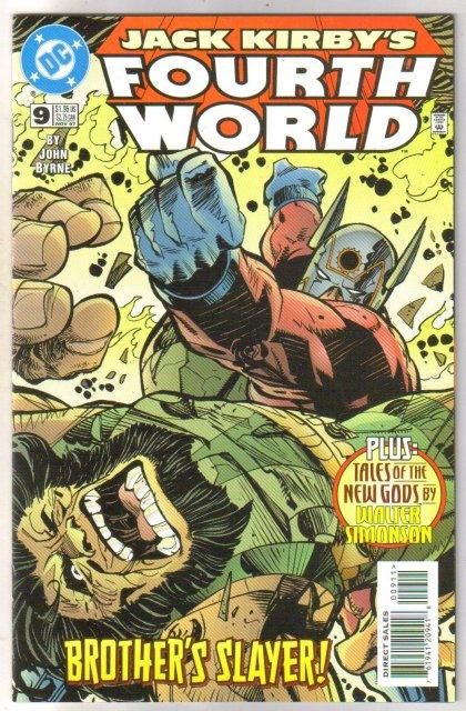Jack Kirby's Fourth World #9 comic book mint 9.8