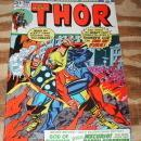 The Mighty Thor #208 vf- 7.5