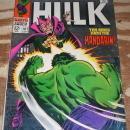 The Incredible Hulk #107 fine 6.0