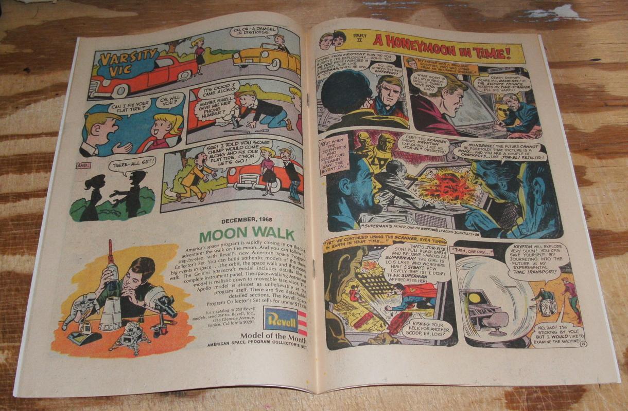 Superman's Girlfriend Lois Lane #90 very fine 8.0