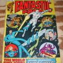 Fantastic Four #123 fine 6.0