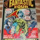 Fantastic Four #124  comic book fine 6.0