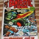 Fantastic Four #126 very fine 8.0