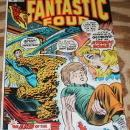 Fantastic Four #141 comic book vf 8.0