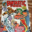 Fantastic Four #154  very fine 8.0