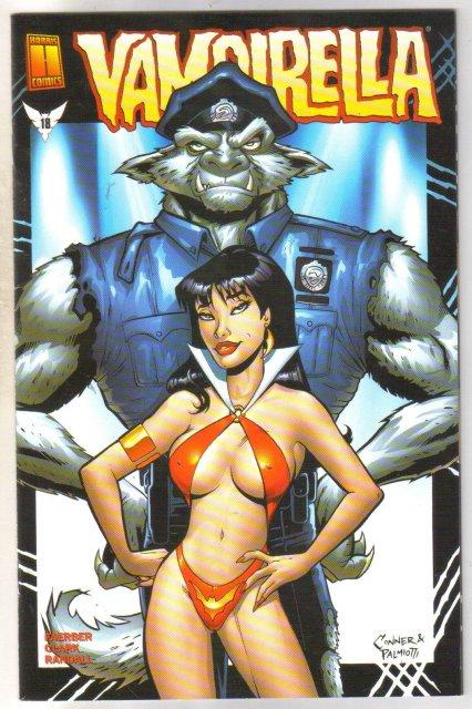 Vampirella #18 comic book near mint 9.4