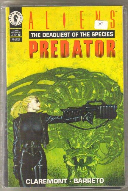 Aliens Predator collection of 5 comic books near mint