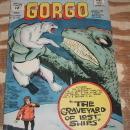 Gorgo #8 comic book vg/fn 5.0