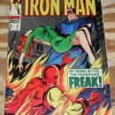 Iron Man #3 vf+ 8.5