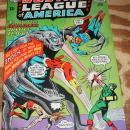 Justice League of America #36 vf+ 8.5