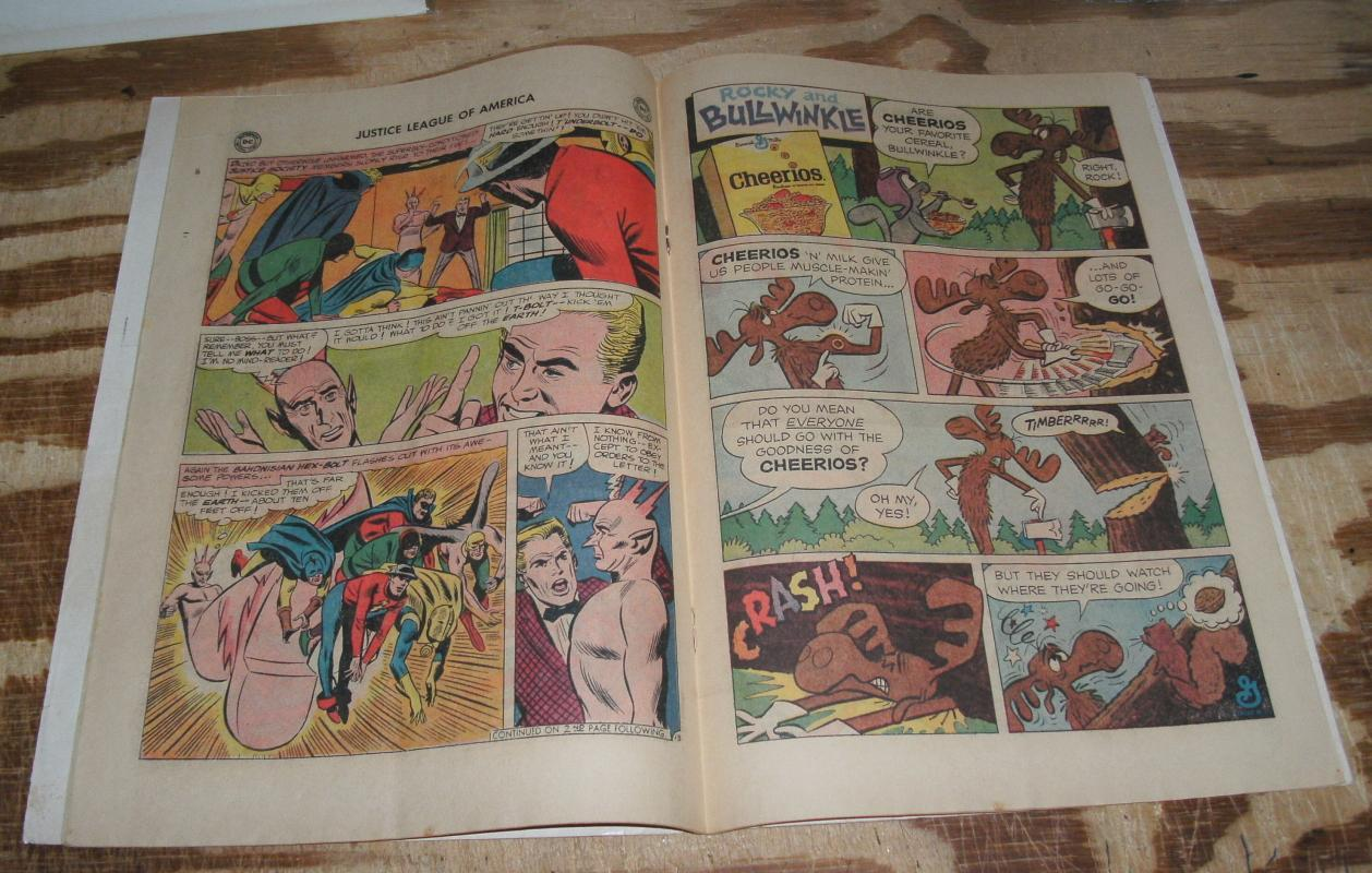Justice League of America #37 vg 4.0