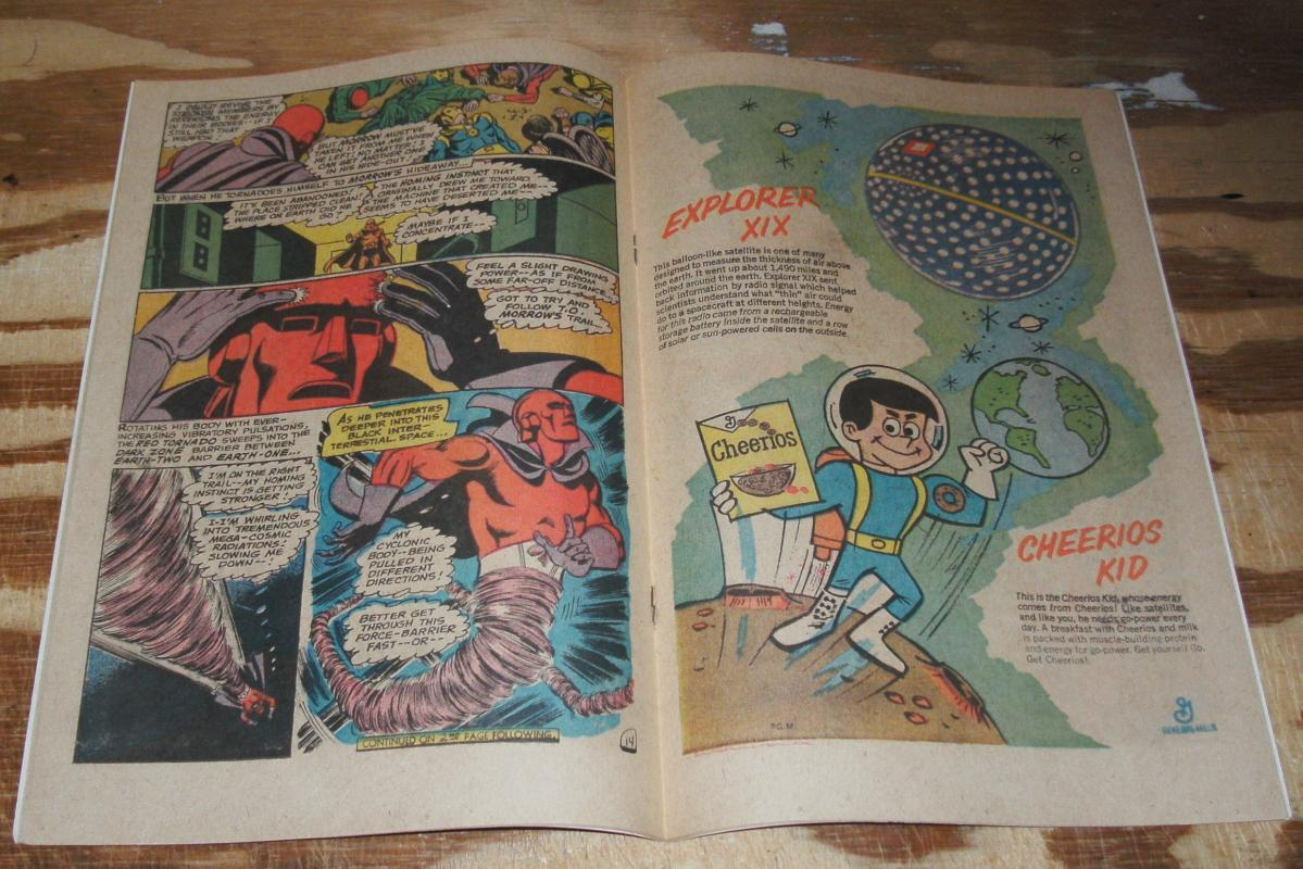 Justice League of America #65 vg/fn 5.0