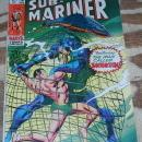 Prince Namor, the Sub-Mariner #10 vf- 7.5