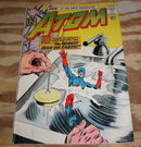 good grade Atom comic #2