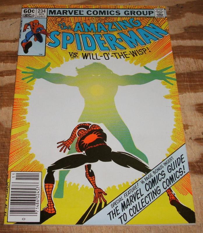 Amazing Spider-man #234 near mint 9.4
