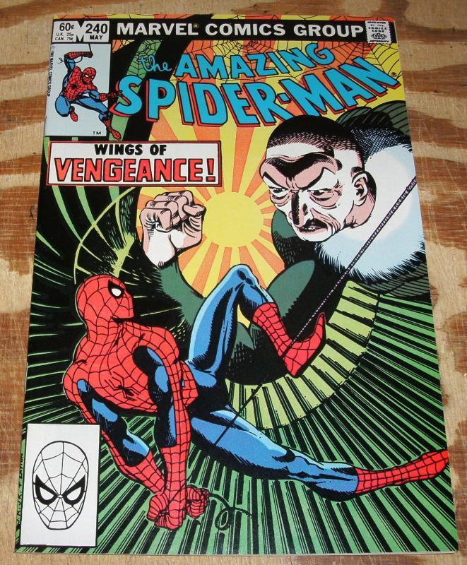 Amazing Spider-man #240 nm/m 9.8