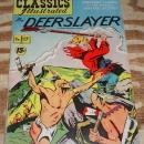Classic Illustrated #17 hrn#118 vg/fn 5.0