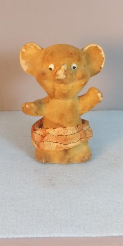 wind up toy bear