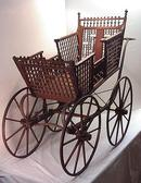 Victorian Child's Carriage