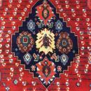Vintage Armenian Caucasian Rug-2501