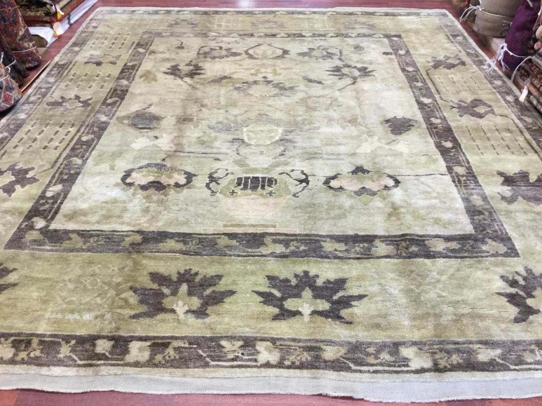 Vantage Turkish Ushak Rug- 2630