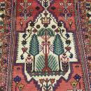 Antique persian Bakhtiari Rug-4171