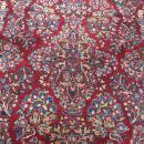 Antique Persian Sarouk Rug-4422