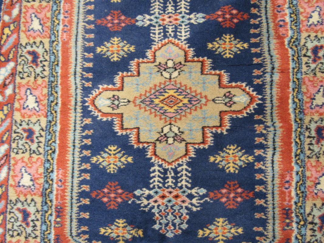 Antique Turkish Runner-4257