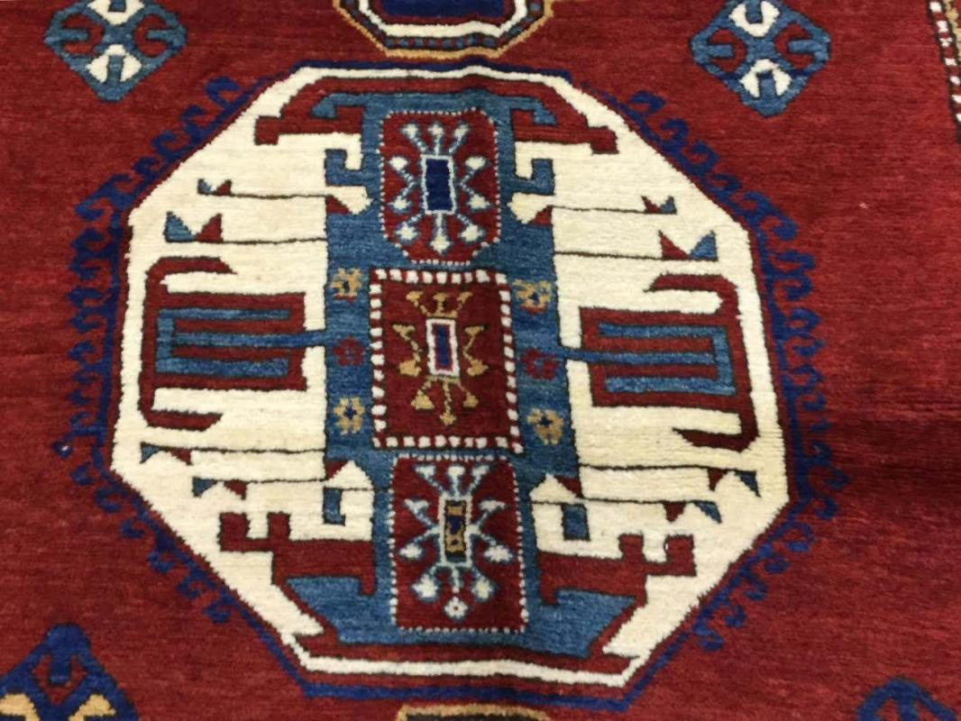 Antique Lori-Pampak Caucasian Rug-3038