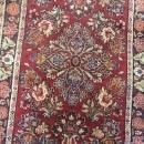 Antique Persian Sarouk Runner-3513
