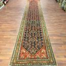 Antique Persian Long Senneh Runner-