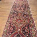 Antique Persian Heriz Runner-3356
