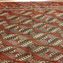19th Century Yomud Turkoman Main Carpet-1483
