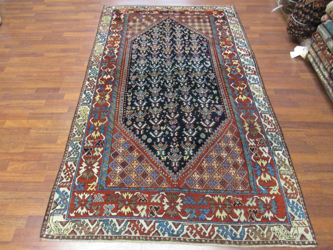 Antique Persian Tribal Lori Rug-2763