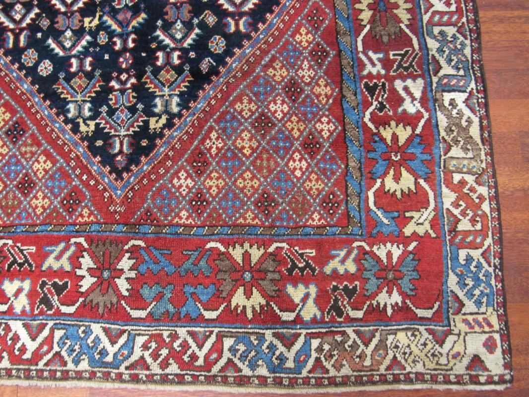 Antique Persian Tribal Lori Rug-2763