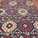 Antique Shirvan Kilim Caucasian Rug-1494