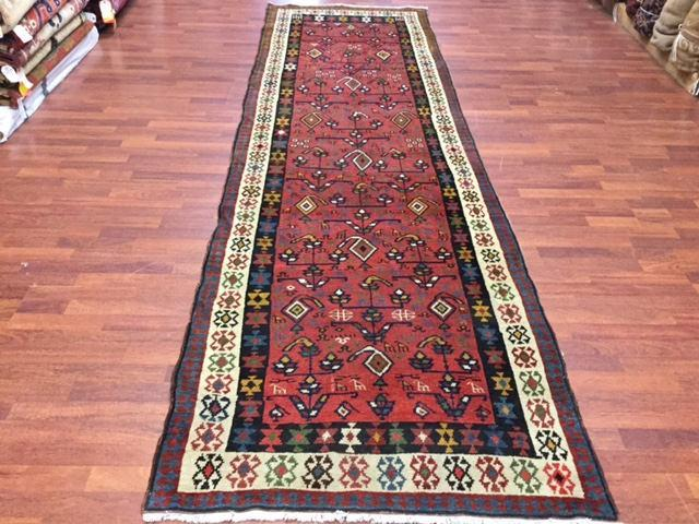 Antique Persian Shahsavan Runner-2245