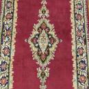 Antique Persian Kirman Long Runner
