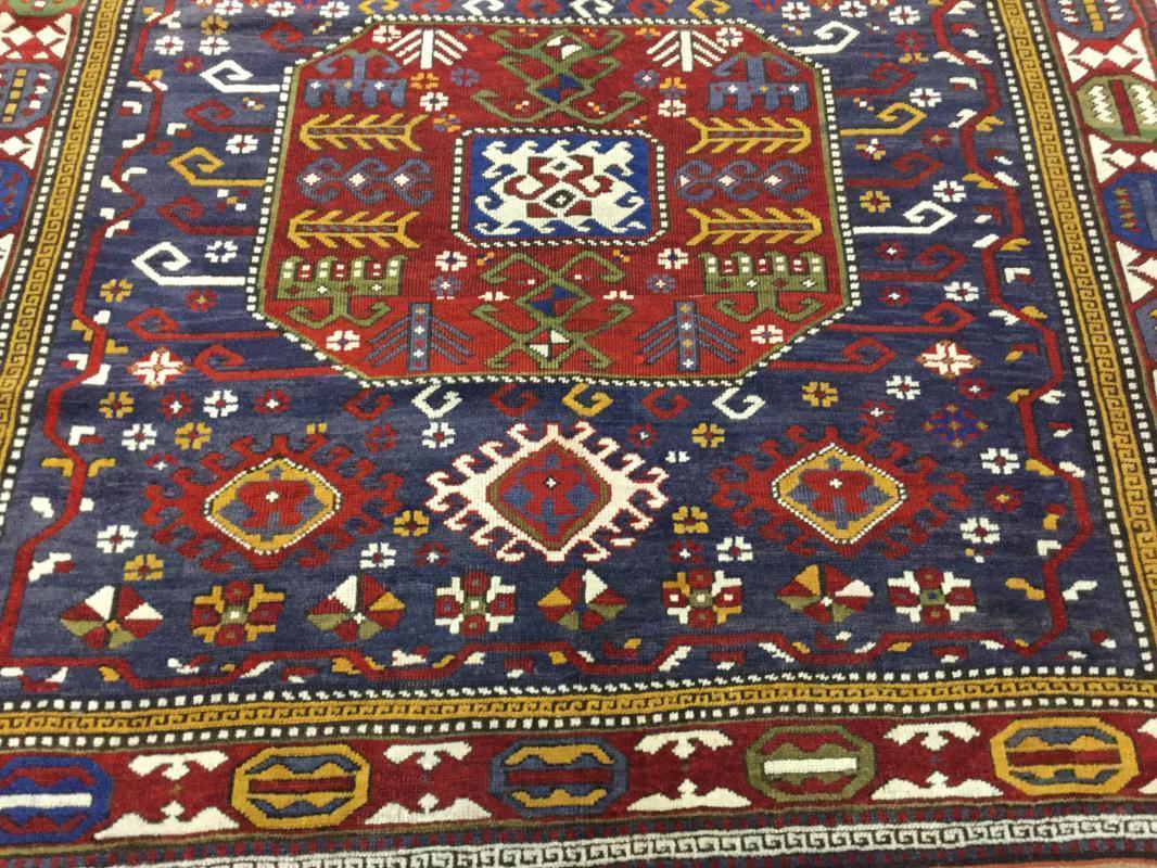 19th C Chajli Kazak Caucasian-3989