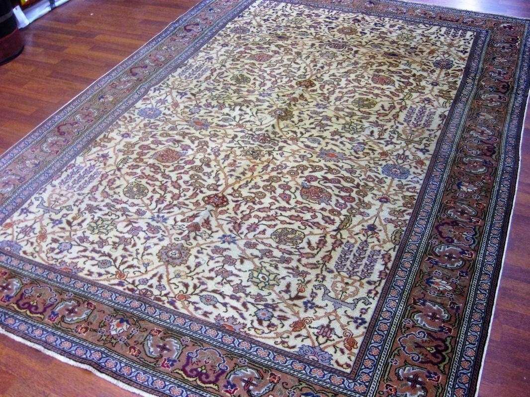 Antique Turkish Kaysari Rug-4043
