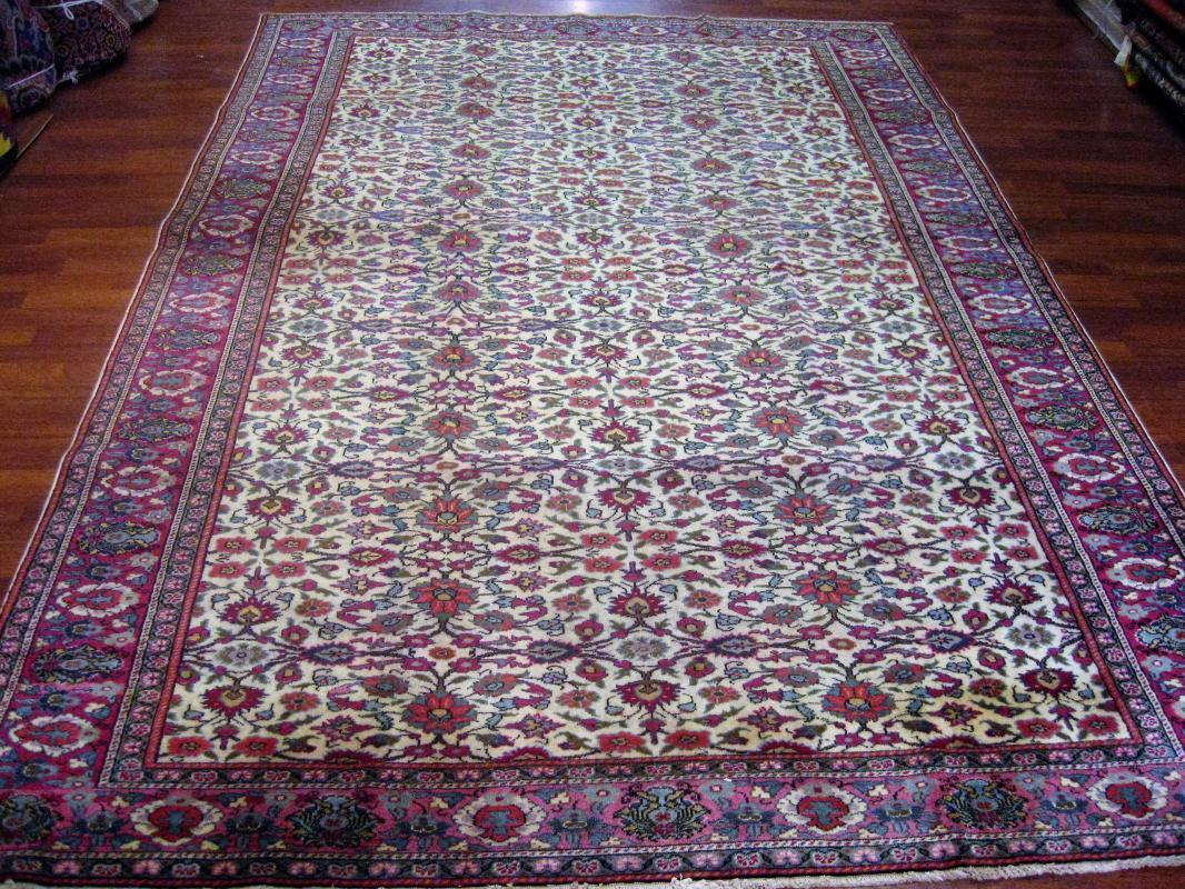 Antique Turkish Kaysari Rug-4052